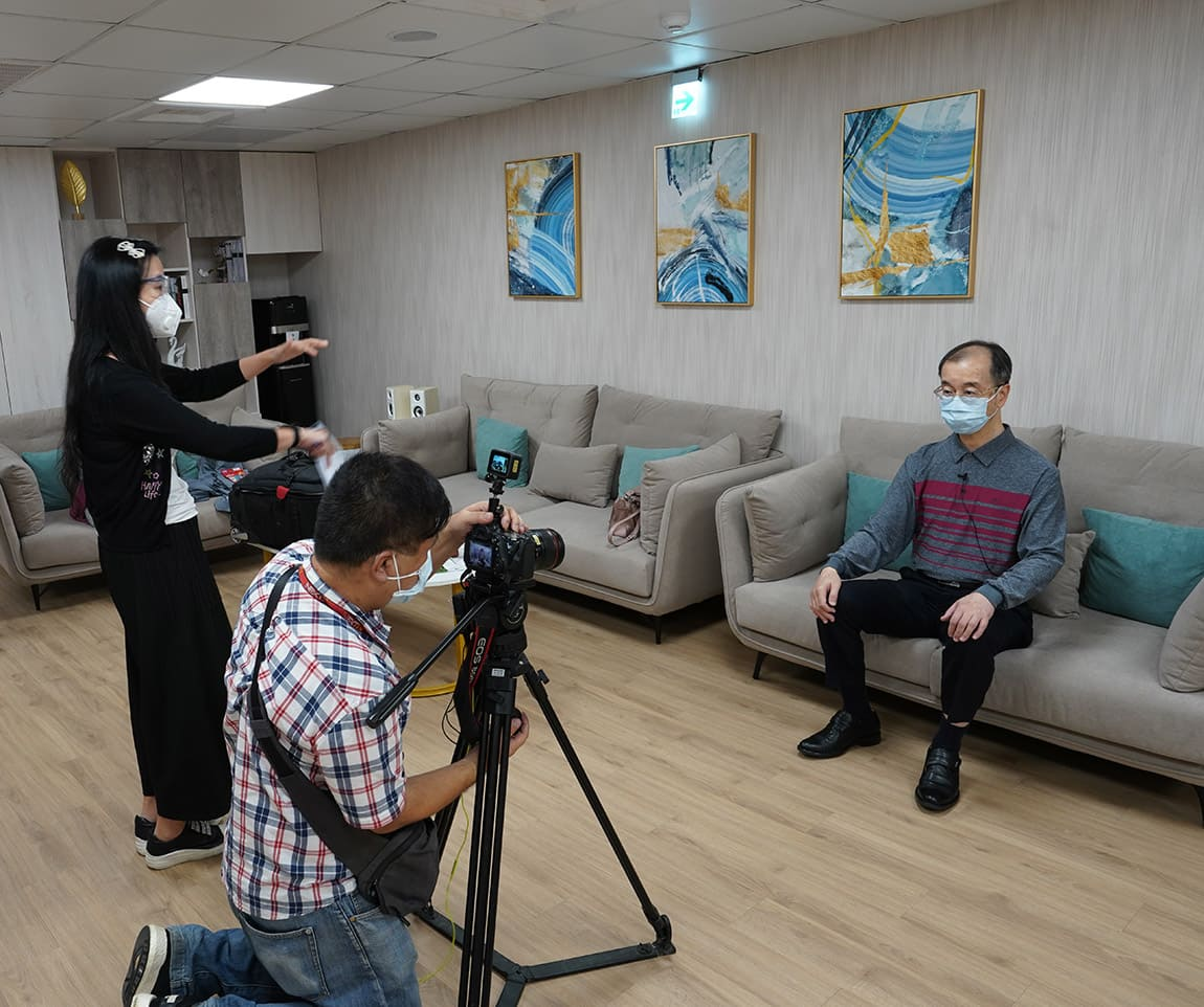 年代電視聚焦2.0節目精華— 黃忠信院長告訴你:什麼是良導絡?如何自我檢測自律神經?
