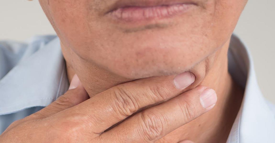 慢性咽喉炎症狀