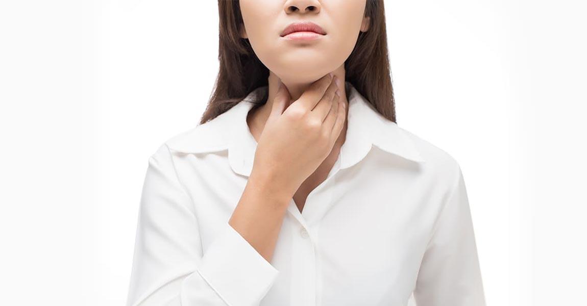 慢性咽喉炎 原因